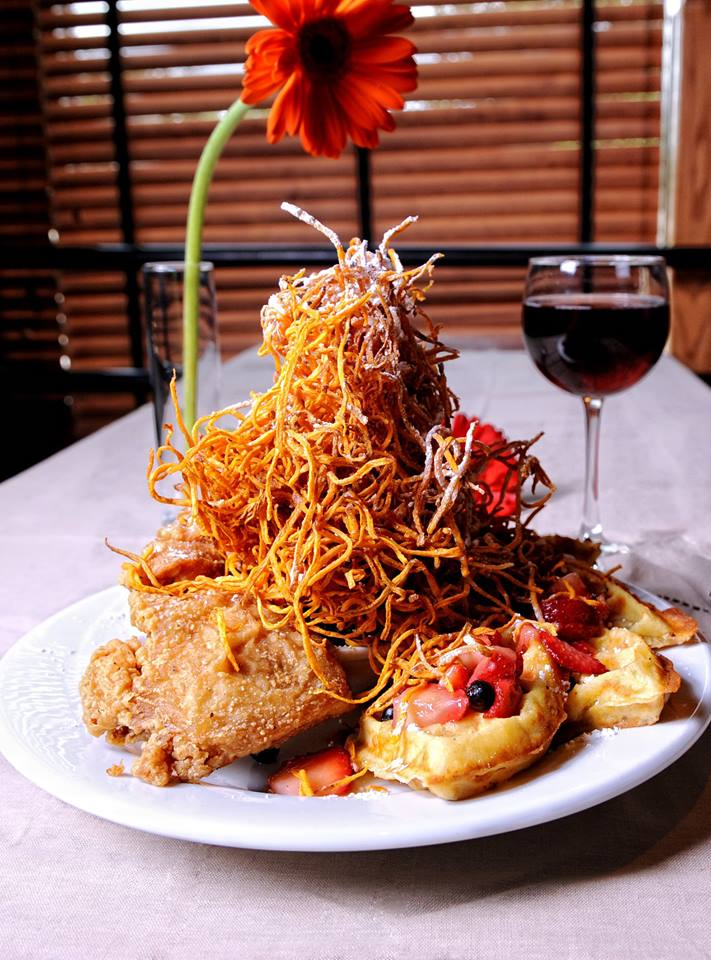 Top 10 Easter Weekend Brunch Choices DFW - Treys Chow Down